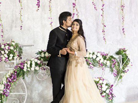 Ashwin & Madhu   Wedding invite