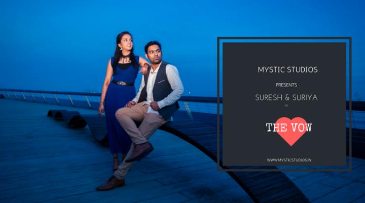 Suresh & Suriya | Singapore Wedding