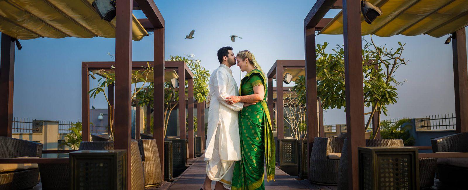 Gautam & Maggie