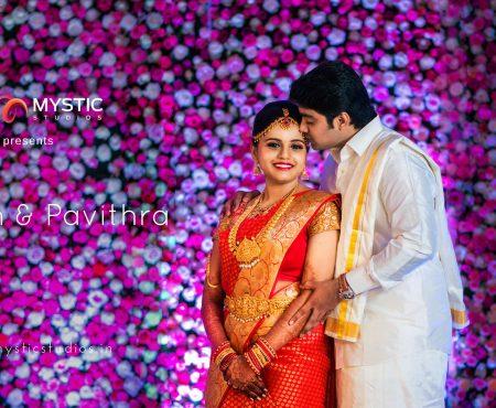 Sathish & Pavithra   Wedding Film
