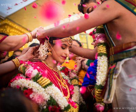 Praveen & Shrinithi | Tamil Brahmin Wedding