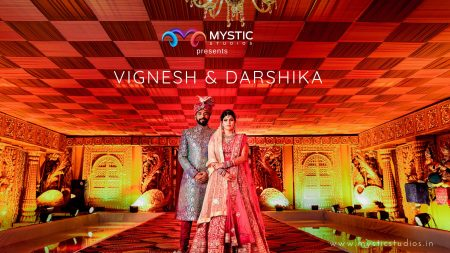 Vignesh & Darshika | Grand Wedding Teaser