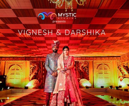 Vignesh & Darshika   Grand Wedding Teaser
