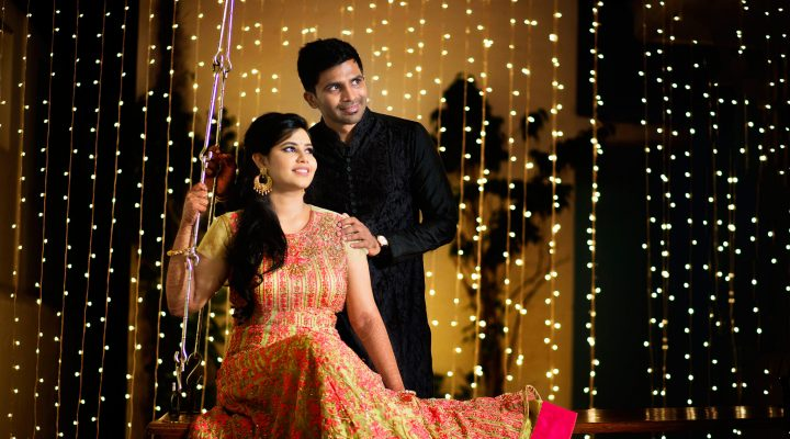 Love at first sight | Prathima & Anirudh