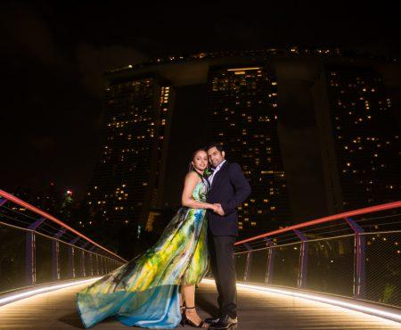 Fairytale Wedding at Singapore