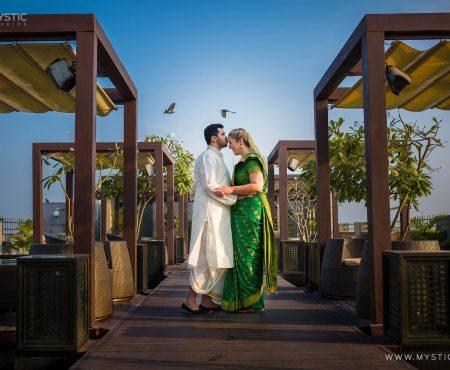 Cross-culture Wedding | Gautam & Maggie