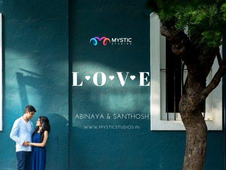 Abinaya Santhosh Wedding Film