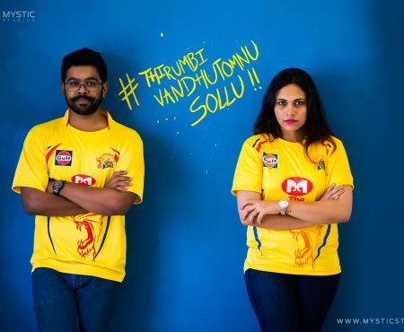 Kesica & Varoonn | CSK Concept Couple Shoot