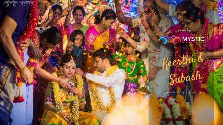 Keerthi & Subash | Wedding Teaser