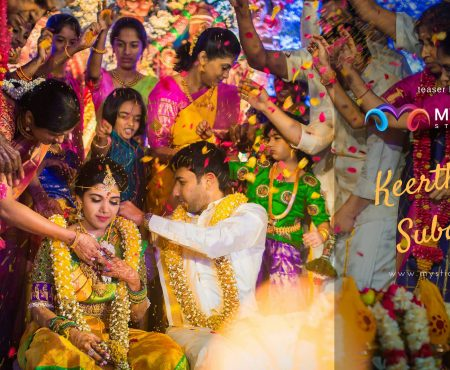 Keerthi & Subash | Wedding Teaser