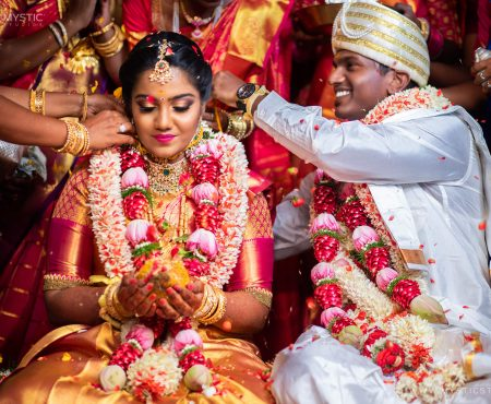 Lakshana & Vigneshwaran | Chettinad Wedding
