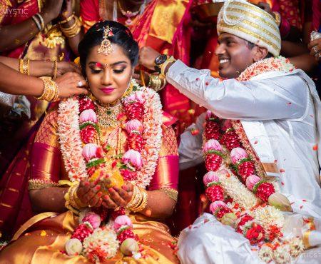 Lakshana & Vigneshwaran | Chettinad Wedding
