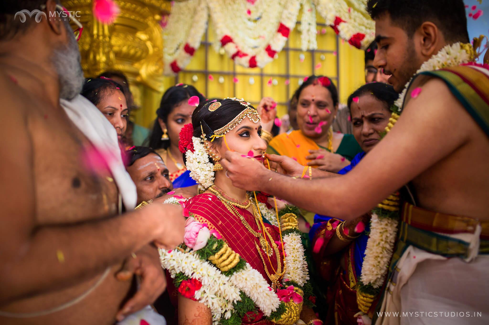 Praveen & Shrinithi | Tamil Brahmin Wedding - MysticStudios