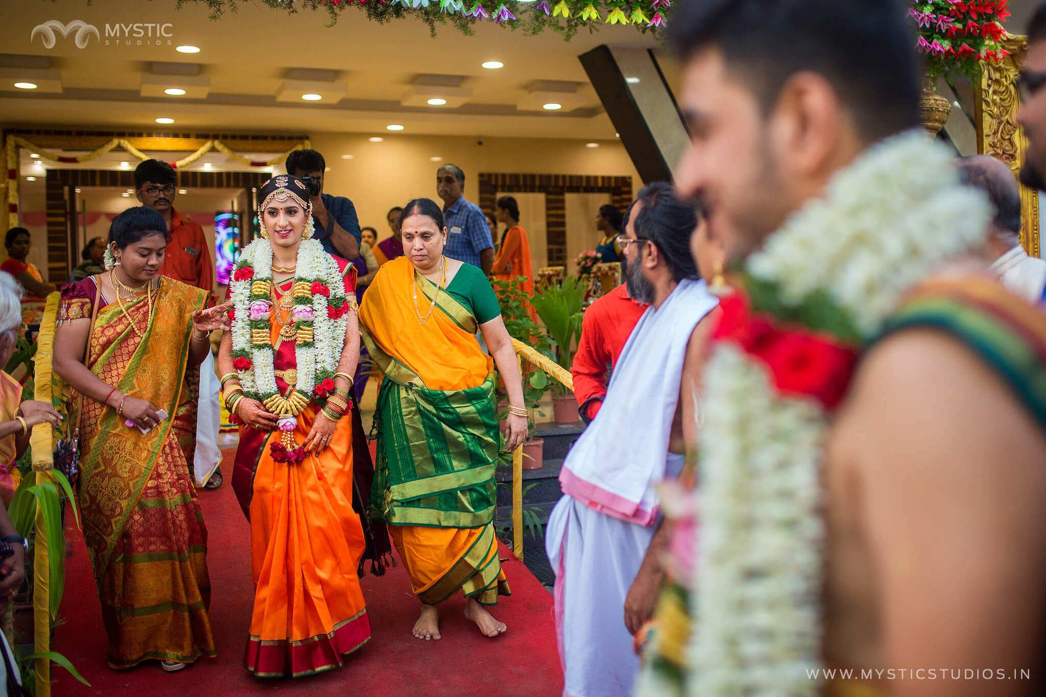 Tamil Iyer Grooms In Usa