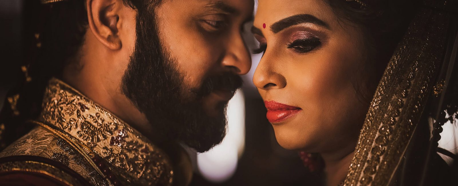 Quirky South Indian Wedding