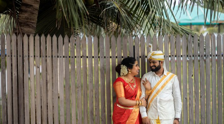 Warm & Cozy Srilankan Destination Wedding