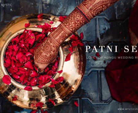 PatniSeer – The Kongu Pre-Wedding Ritual like Holi