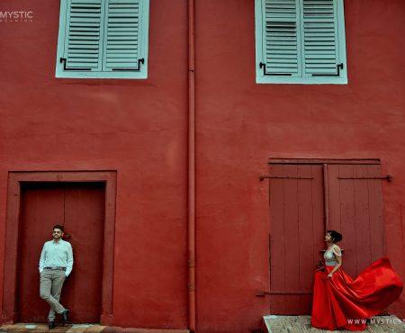 Melaka – Malaysia Post Wedding Shoot