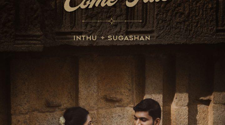 Inthu Sugashan Wedding