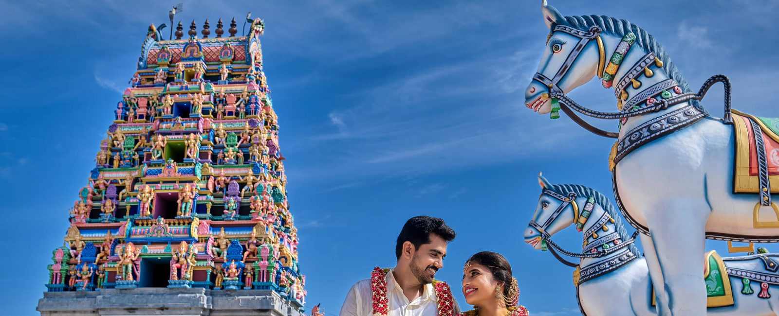 An Exquisite Temple Wedding in Karur