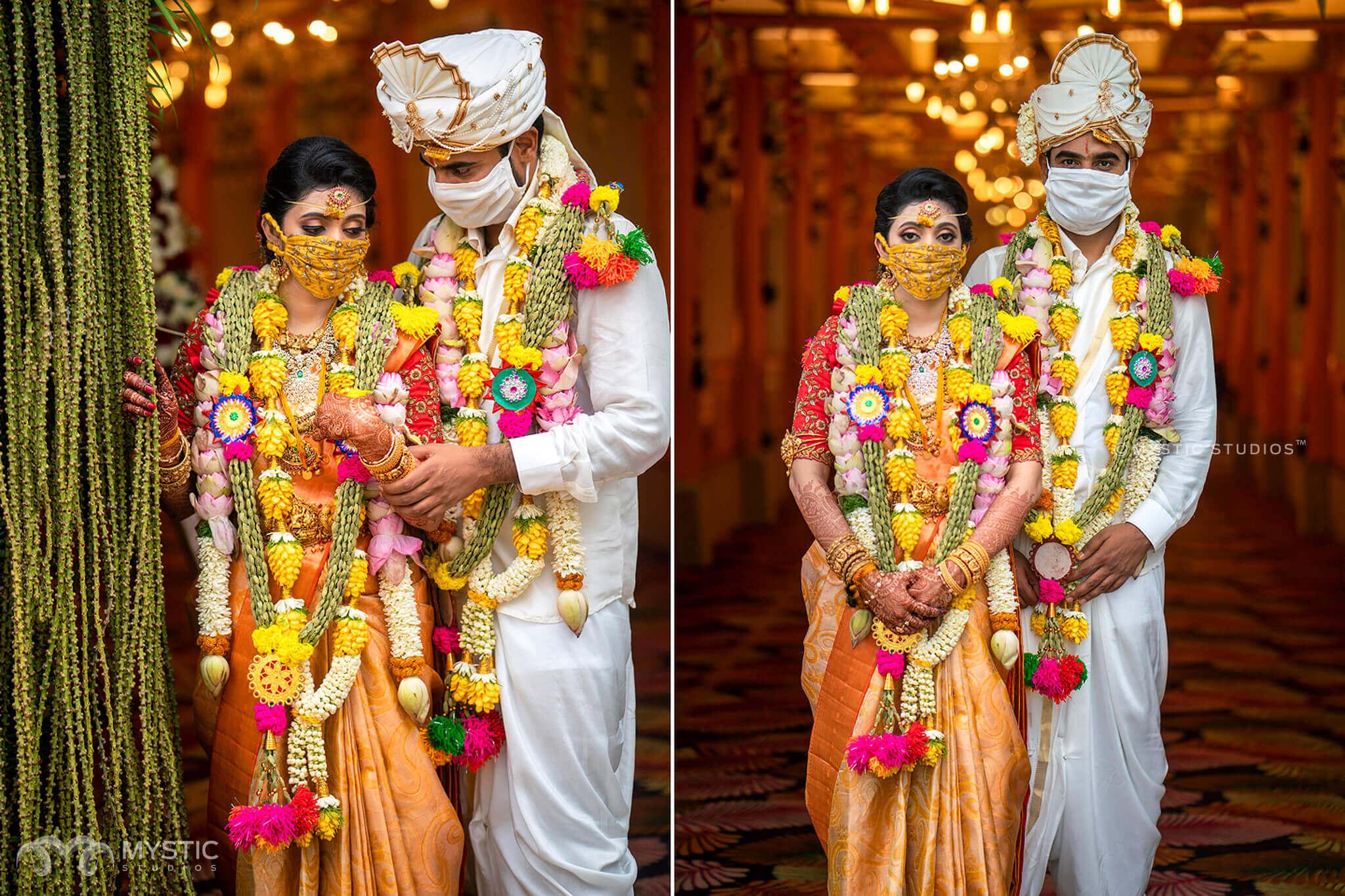Rituals naidu wedding Impress your