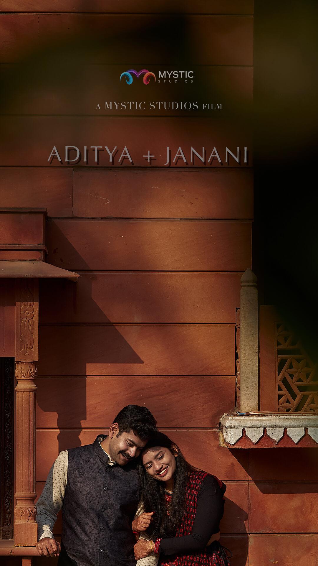 Aditya & Janani