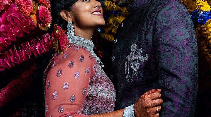 Janarthan & Varsha