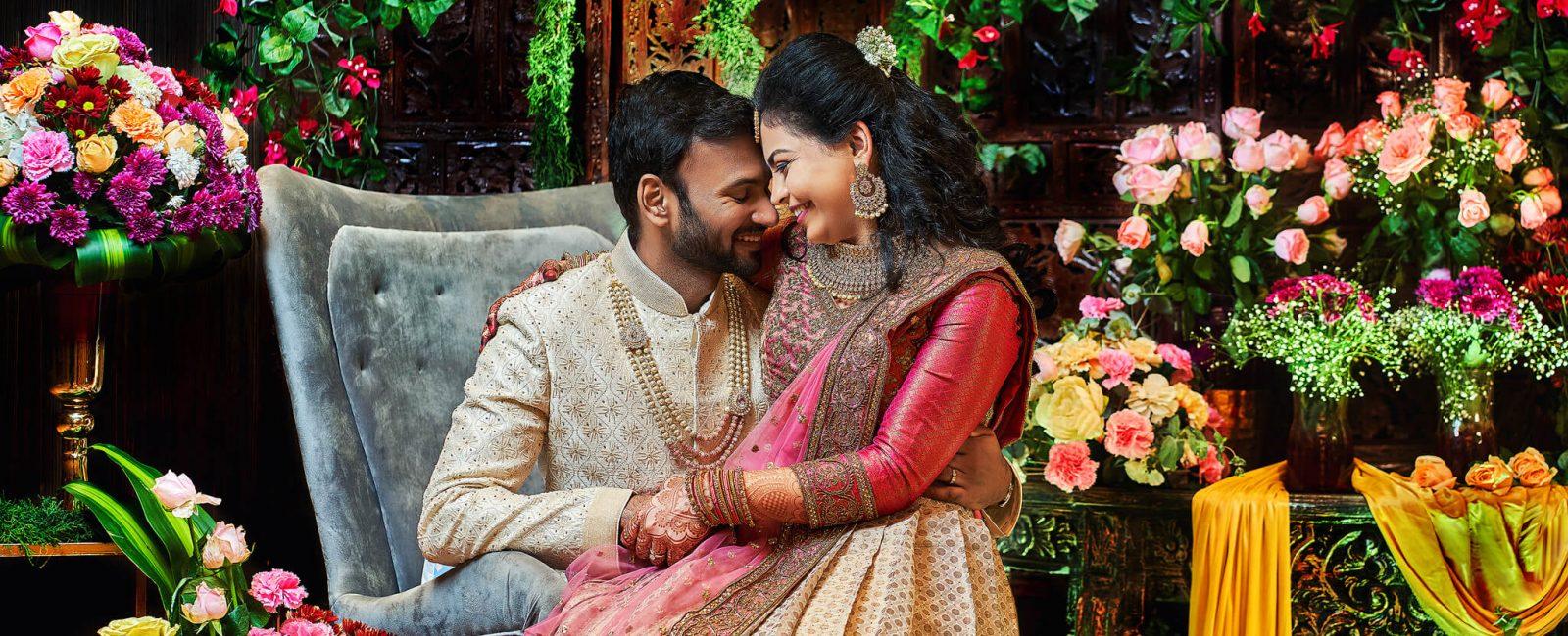 An NRI Wedding In Sheraton Grand Chennai