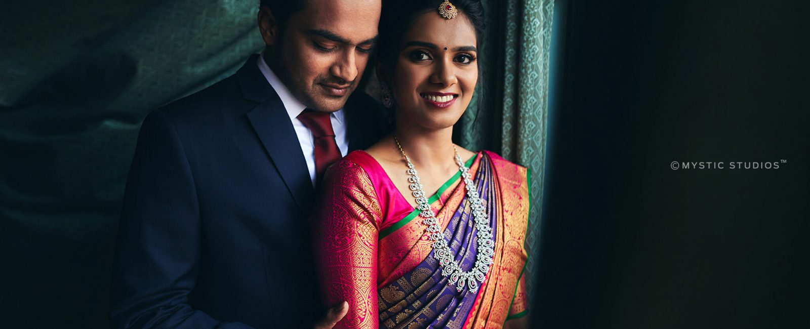A Trichy Wedding with Pristine Love